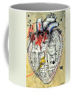 Home Coffee Mug by Paulo Zerbato