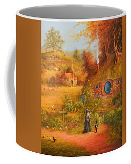 Home Sweet Home Coffee Mug by Joe Gilronan
