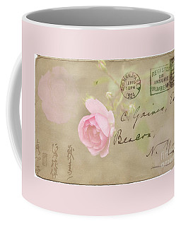 Coffee Mug featuring the photograph Home Thoughts by Liz Alderdice