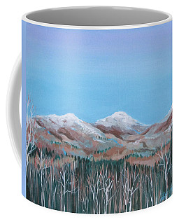 Home View Coffee Mug