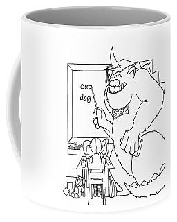 Home Work Coffee Mug
