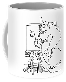 Home Work Coffee Mug