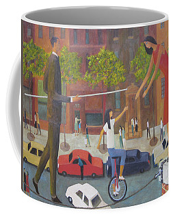 Homecoming Coffee Mug by Glenn Quist