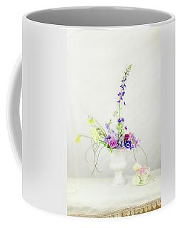 Homegrown Floral Bouquet Coffee Mug
