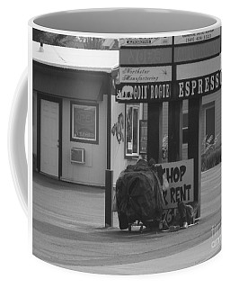 Homeless Hoarder Coffee Mug