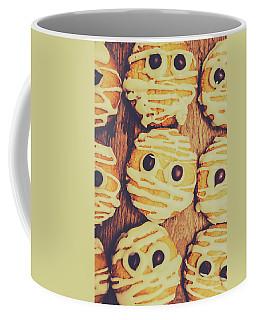 Homemade Mummy Cookies Coffee Mug