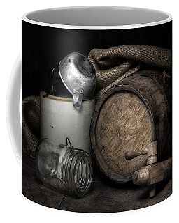Crock Photographs Coffee Mugs