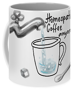 Homeopathic Coffee Coffee Mug