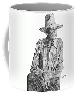 Homesteader Coffee Mug by Lawrence Tripoli