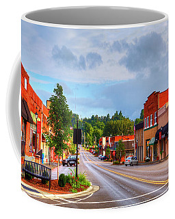 Hometown America Coffee Mug by Dale R Carlson