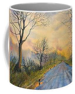Homeward Bound For Kilham Coffee Mug