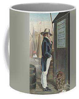 Homeward Bound  New York Coffee Mug