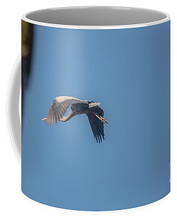 Coffee Mug featuring the photograph Homing Home by David Bearden