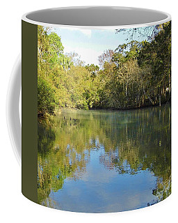 Homosassa River Coffee Mug