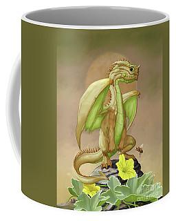 Honey Dew Dragon Coffee Mug by Stanley Morrison