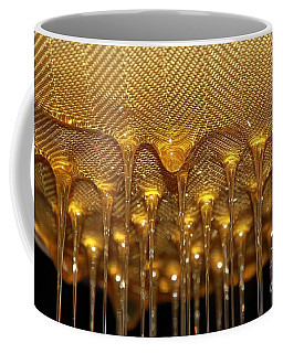Coffee Mug featuring the photograph Honey Drip by Stephen Mitchell