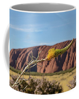 Coffee Mug featuring the photograph Honey Grevillea 01 by Werner Padarin