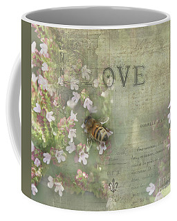 Honey Love Coffee Mug