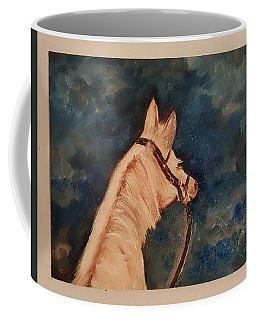 Honey Palomino Horse 28 Coffee Mug
