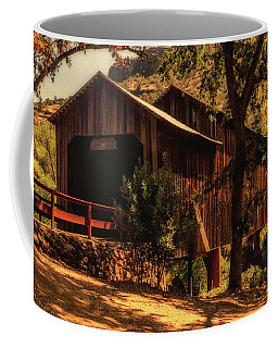 Honey Run Covered Bridge Coffee Mug