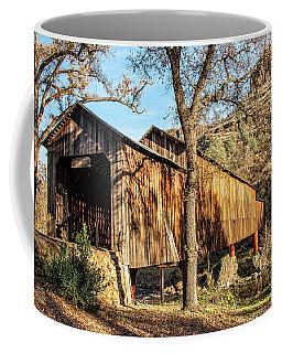 Honey Run II Covered Bridge 1894 Coffee Mug