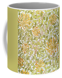 Honeysuckle Design Coffee Mug