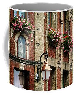 Honfleur Flower Boxes Coffee Mug