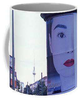 Hong Kong In Berlin Coffee Mug