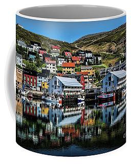 Honningsvag, Norway Coffee Mug