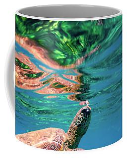 Hono Abstract Coffee Mug