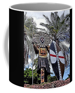 Honolulu Zoo Keeper Coffee Mug