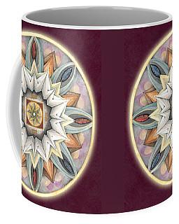 Honor Mandala Coffee Mug