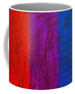Honor The Rainbow Coffee Mug by Rachel Hannah