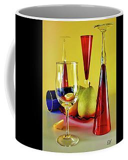 Honor To  Mondrian  Coffee Mug