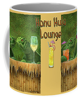 Honu Hula Lounge... Coffee Mug