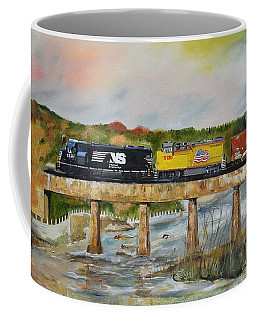Hooch - Chattahoochee River - Columbus Ga Coffee Mug