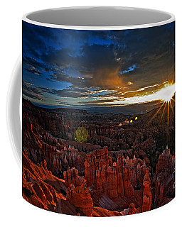 Hoodoos At Sunrise Bryce Canyon National Park Coffee Mug