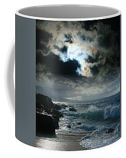 Hookipa Waiola  O Ka Lewa I Luna Ua Paaia He Lani Maui Hawaii  Coffee Mug