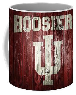 Hoosiers Barn Door Coffee Mug