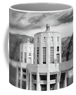Hoover Dam Intake Towers No. 1-1 Coffee Mug