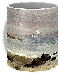 Hope Coffee Mug by Helen Harris