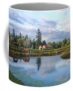 Hope Is Not A Dream - Hope Valley Art Coffee Mug
