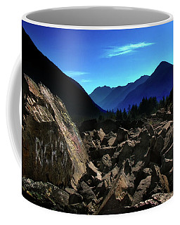 Coffee Mug featuring the photograph Hope by John Poon