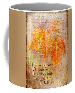Hope Coffee Mug by Larry Bishop