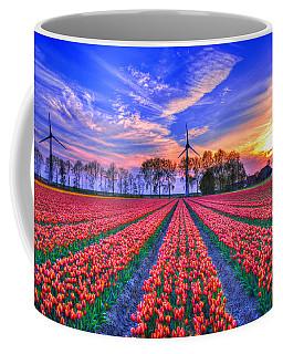Hope Of Spring Coffee Mug by Midori Chan
