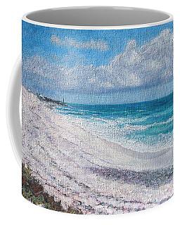 Hope Town Beach Coffee Mug
