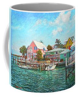 Hope Town By The Sea Coffee Mug