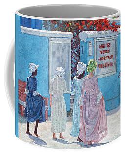 Hope Town Heritage Festival Coffee Mug