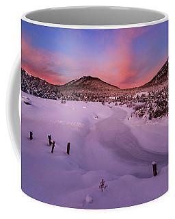 Hopeful Carson River Morning Magic Coffee Mug