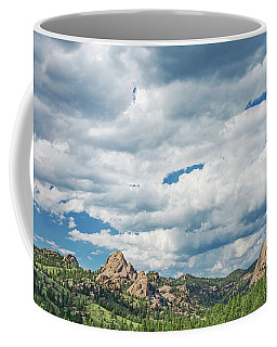 Hopelessly In Love With Cloud Formations, Impossible For Me Not To Be Coffee Mug